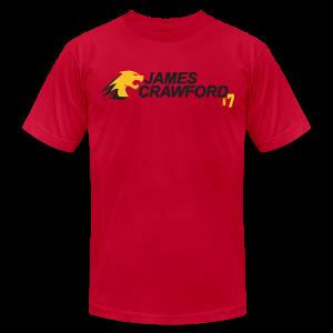 James Crawford - Men's Fine Jersey T-Shirt
