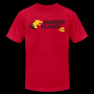 Andrew Vlahov - Men's Fine Jersey T-Shirt