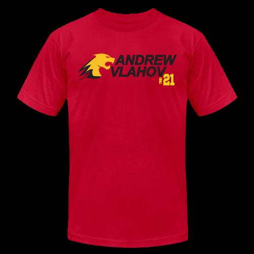 Andrew Vlahov - Men's  Jersey T-Shirt