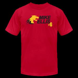 Mike Ellis - Men's Fine Jersey T-Shirt