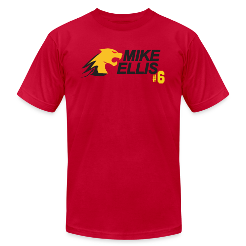 Mike Ellis - Men's Fine Jersey T-Shirt