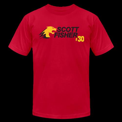 Scott Fisher - Men's Fine Jersey T-Shirt