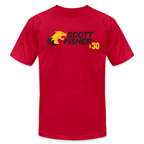 Scott Fisher - Men's Fine Jersey T-Shirt