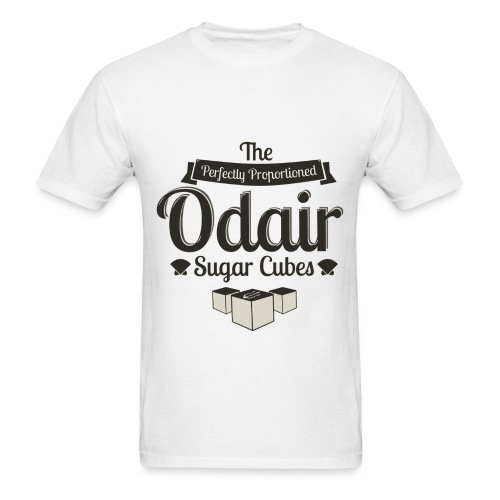 The Hunger Games - Odair Sugar Cubes - Men's T-Shirt