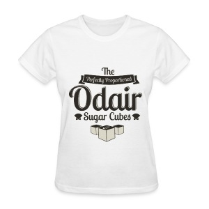 The Hunger Games - Odair Sugar Cubes - Women's T-Shirt