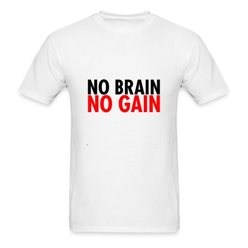 BRAIN - Men's T-Shirt