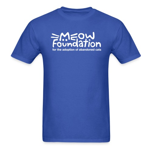 MEOW Foundation Classic Tee - Men's T-Shirt