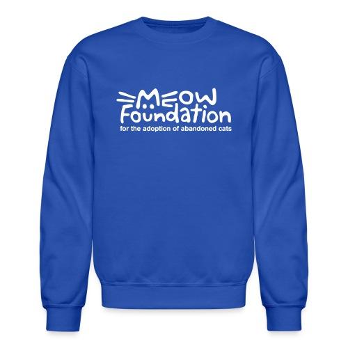 MEOW Foundation Sweater - Crewneck Sweatshirt