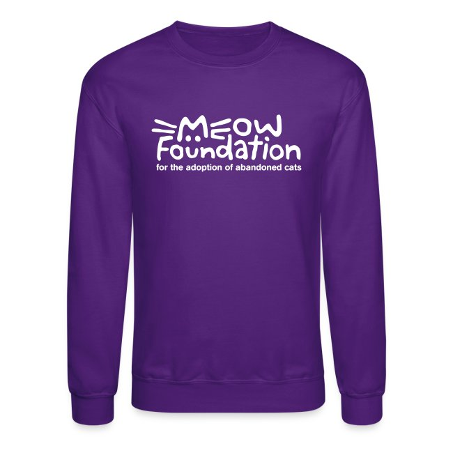 MEOW Foundation Sweater