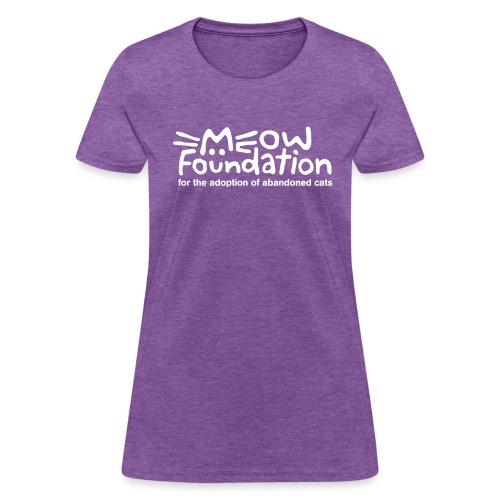 MEOW Foundation Classic Tee - Women's T-Shirt