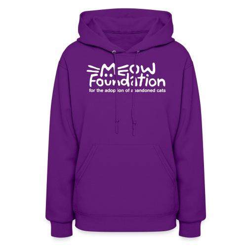 MEOW Foundation Hoodie - Women's Hoodie