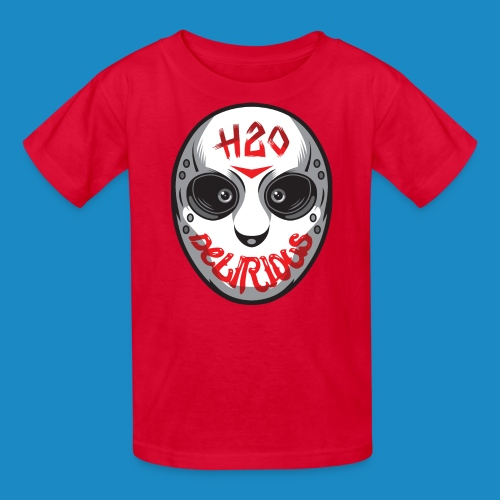 Kid's Delirious Mask Shirt - Kids' T-Shirt