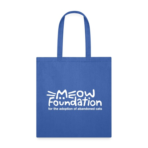 MEOW Foundation Tote - Tote Bag