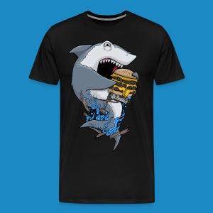 Hungry Shark Premium - Men's Premium T-Shirt