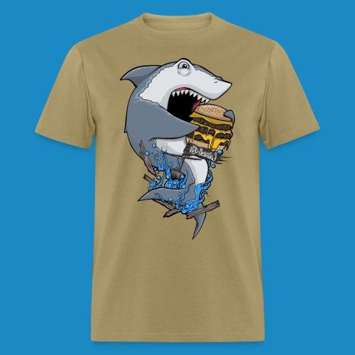 Hungry Shark Shirt - Men's T-Shirt