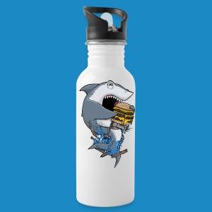 Hungry Shark Water Bottle - Water Bottle