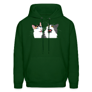 Hoodies ~ Men's Hoodie ~ Otto and Egon