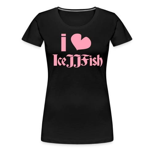 heart - Women's Premium T-Shirt