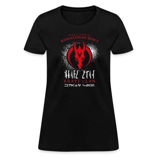 2014 LADIES Krayt Clan-FanX T - Women's T-Shirt