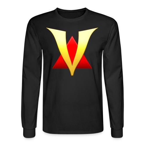 VenturianTale Logo - K Long Sleeve T - Men's Long Sleeve T-Shirt