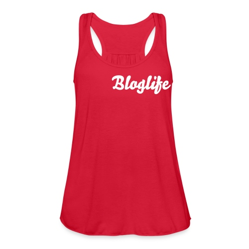 Bloglife Summer 2014 Collection Tank Top - Women's Flowy Tank Top by Bella