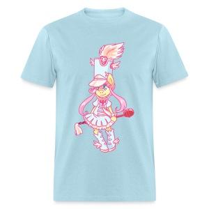 My Little Kill la Kill: Fluttershy Guy's Tee - Men's T-Shirt