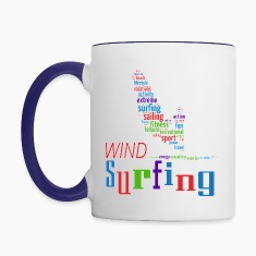 Windsurfing Bottles & Mugs