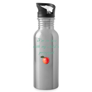 Mom Loves Homeschool Principal - Water Bottle
