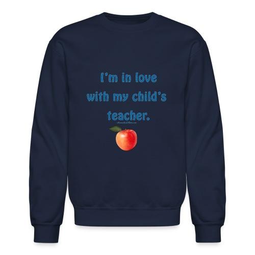 Dad Loves Homeschooling Teacher - Crewneck Sweatshirt