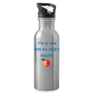 Dad Loves Homeschooling Teacher - Water Bottle