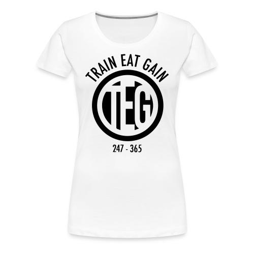 TEG Tee - Women's Premium T-Shirt