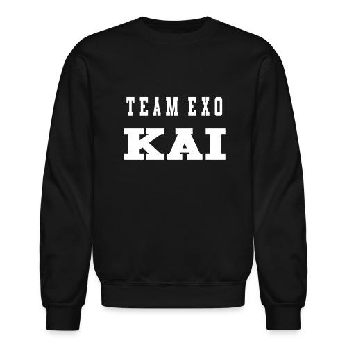 Team Kai Sweatshirt - Crewneck Sweatshirt