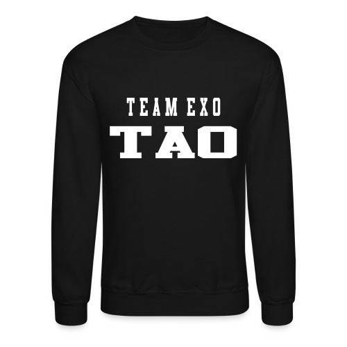 Team Tao Sweatshirt - Crewneck Sweatshirt