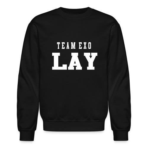 Team Lay Sweatshirt - Crewneck Sweatshirt