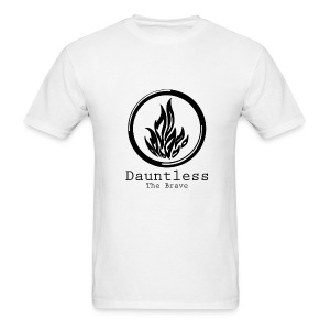 Dauntless The Brave - Men's T-Shirt