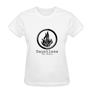 Dauntless The Brave - Women's T-Shirt
