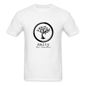Amity The Peaceful - Men's T-Shirt