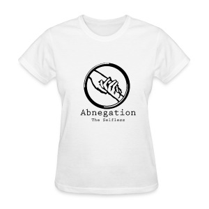 Abnegation The Selfless - Women's T-Shirt