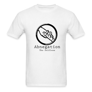 Abnegation The Selfless - Men's T-Shirt