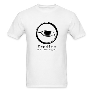 Erudite The Intelligent - Men's T-Shirt