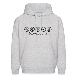 Divergent Factions - Men's Hoodie