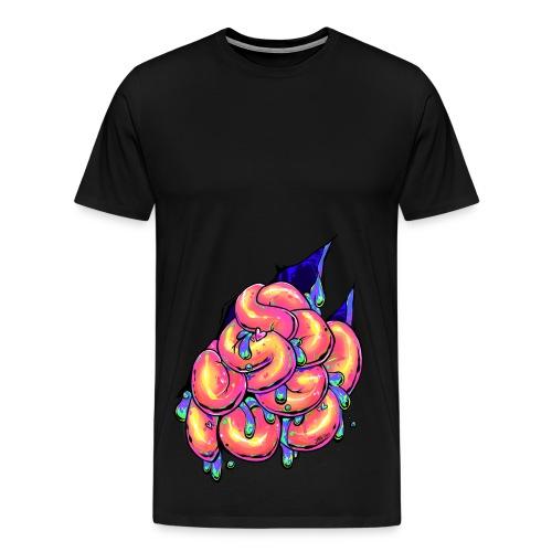 Gooey Gross Pastel Guts Shirt. - Men's Premium T-Shirt