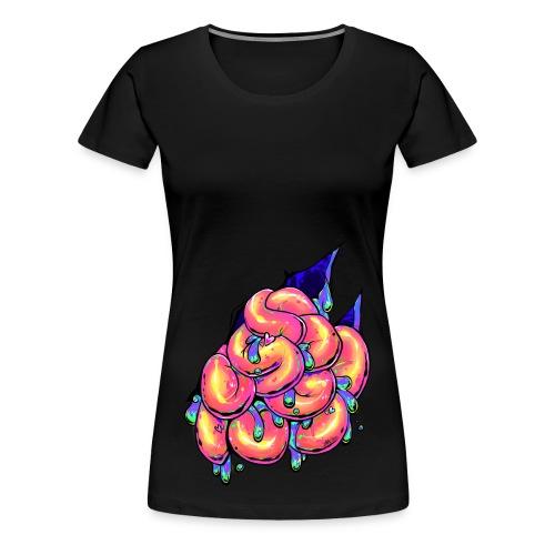 Gooey Gross Pastel Guts Shirt. - Women's Premium T-Shirt