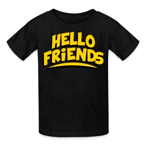 Hello Friends KidsT-Shirt - Kids' T-Shirt