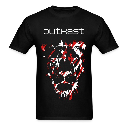 OutKast Lion Tee - Men's T-Shirt