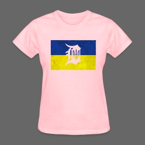Ukraine D - Women's T-Shirt