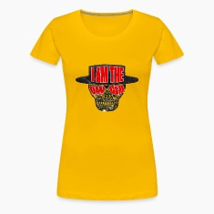 I am the Danger Women's T-Shirts