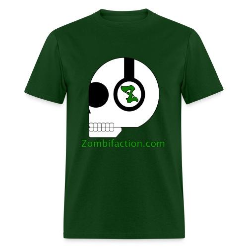 Zombifaction Logo - Men's T-Shirt