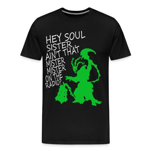 Hey Soul Sister - Thresh Mens - Men's Premium T-Shirt