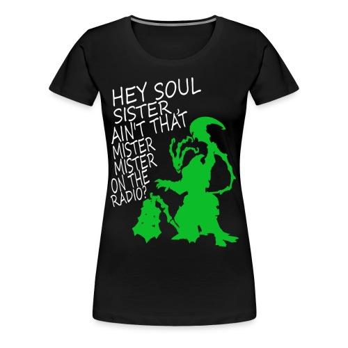 Hey Soul Sister - Thresh Womens - Women's Premium T-Shirt